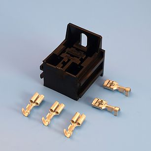 Relay Base for 4 & 5 Pin Relays